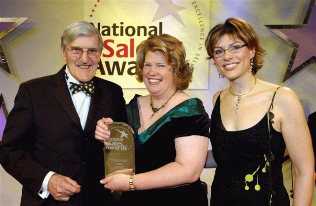 Jimmy Hill, Sylvia and Kate Silverton